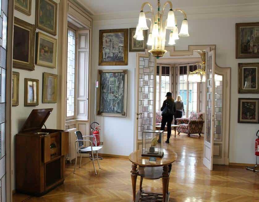 House Museum Milan