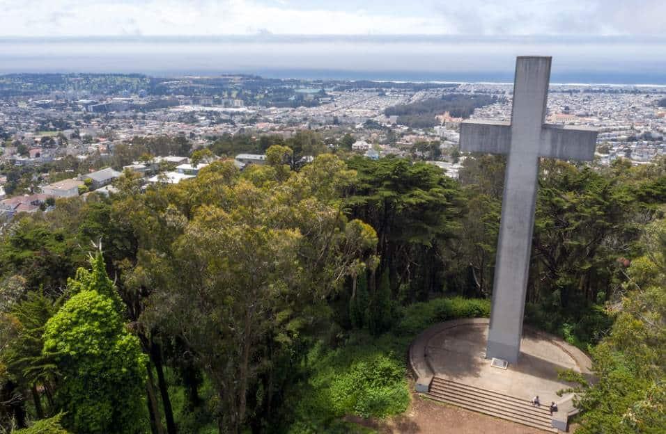 Mount Davidson San Francisco