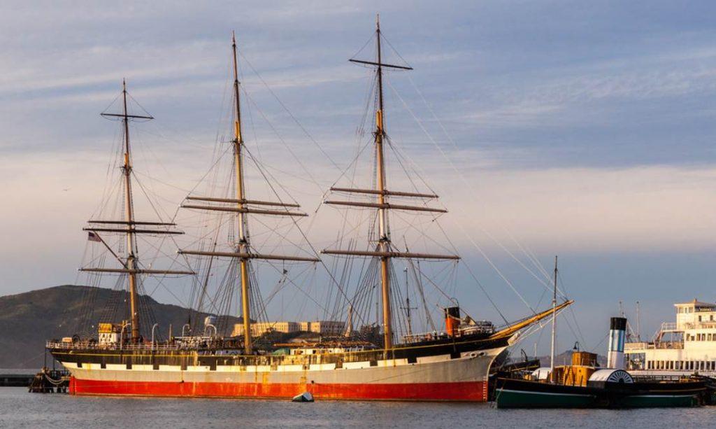 SF Maritime National Historical Park