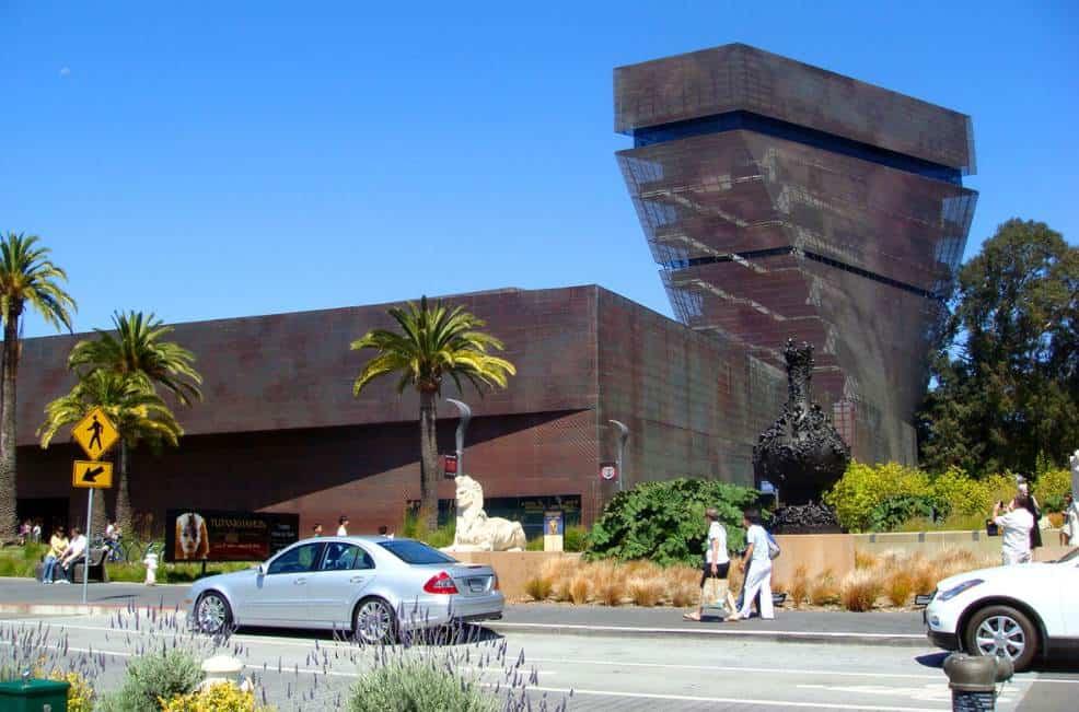 de Young Memorial Museum