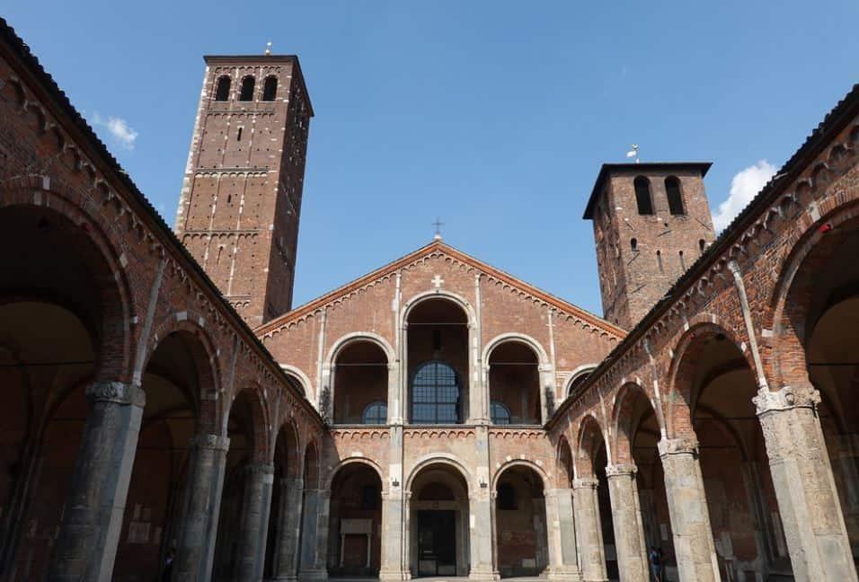 Basilica santamborgio