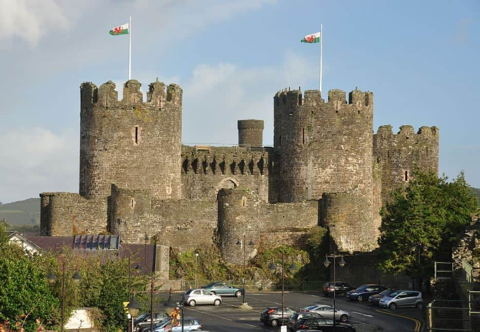 Best things to do in Wales Conwy Castle