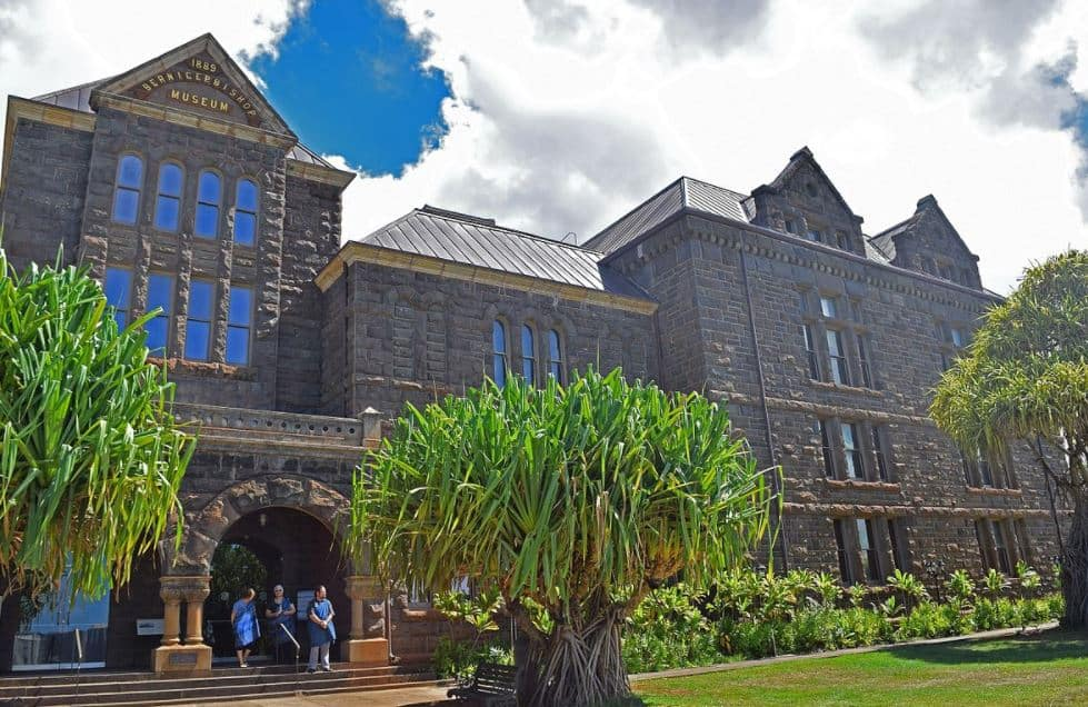Bishop Museum Hawaii