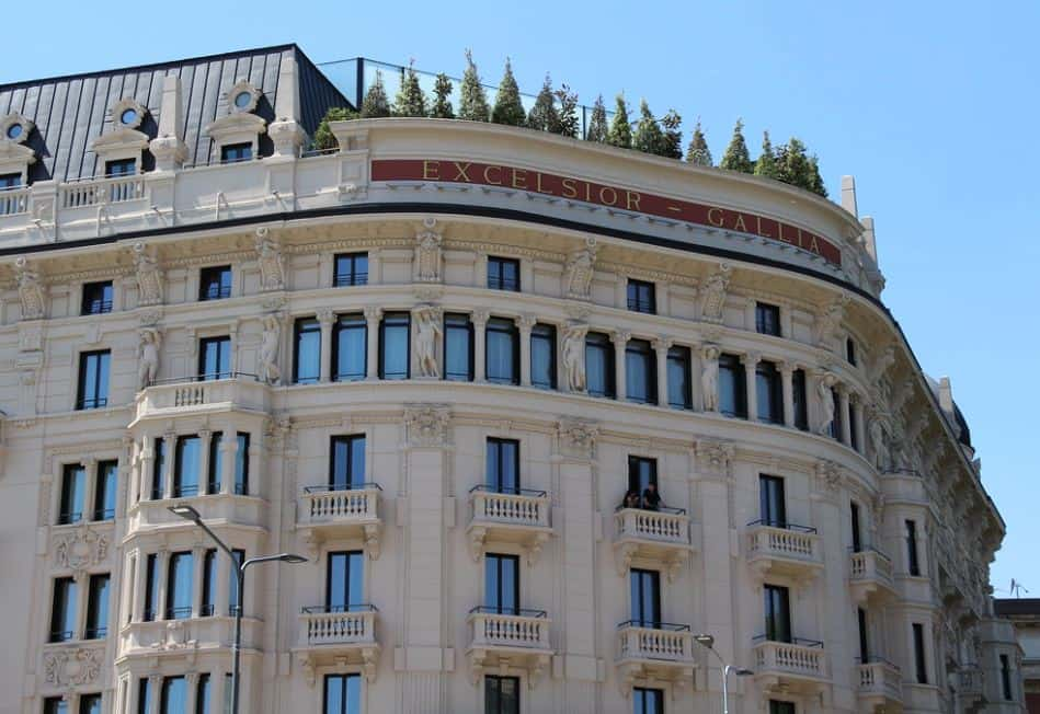 Gallia Excelsior Hotel Milan