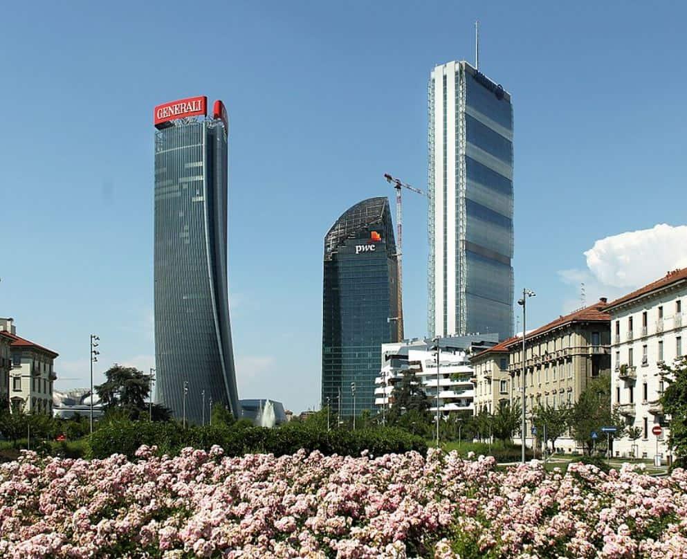Generali Tower Milan