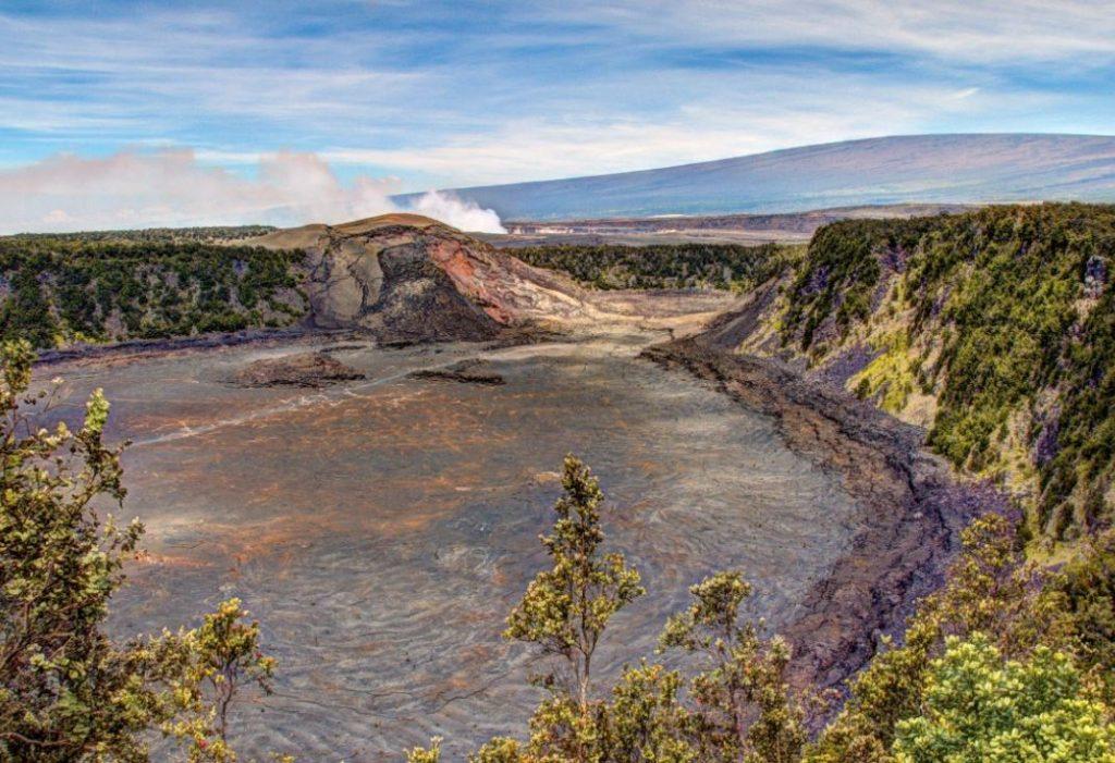 Kīlauea Iki Crater Hike