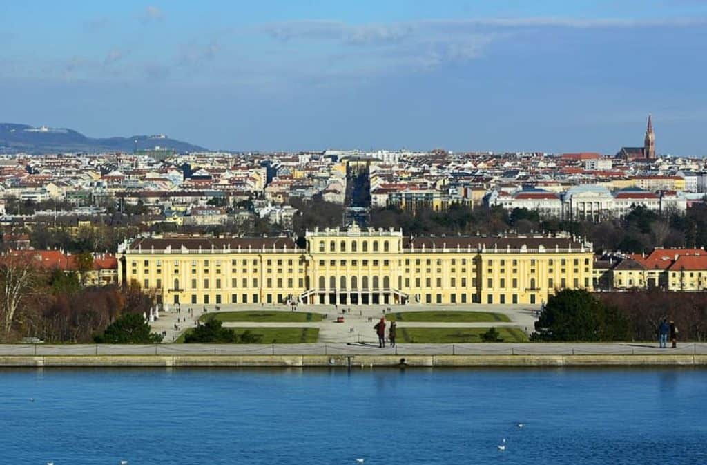 Schonbrunn palace best things to do in Vienna
