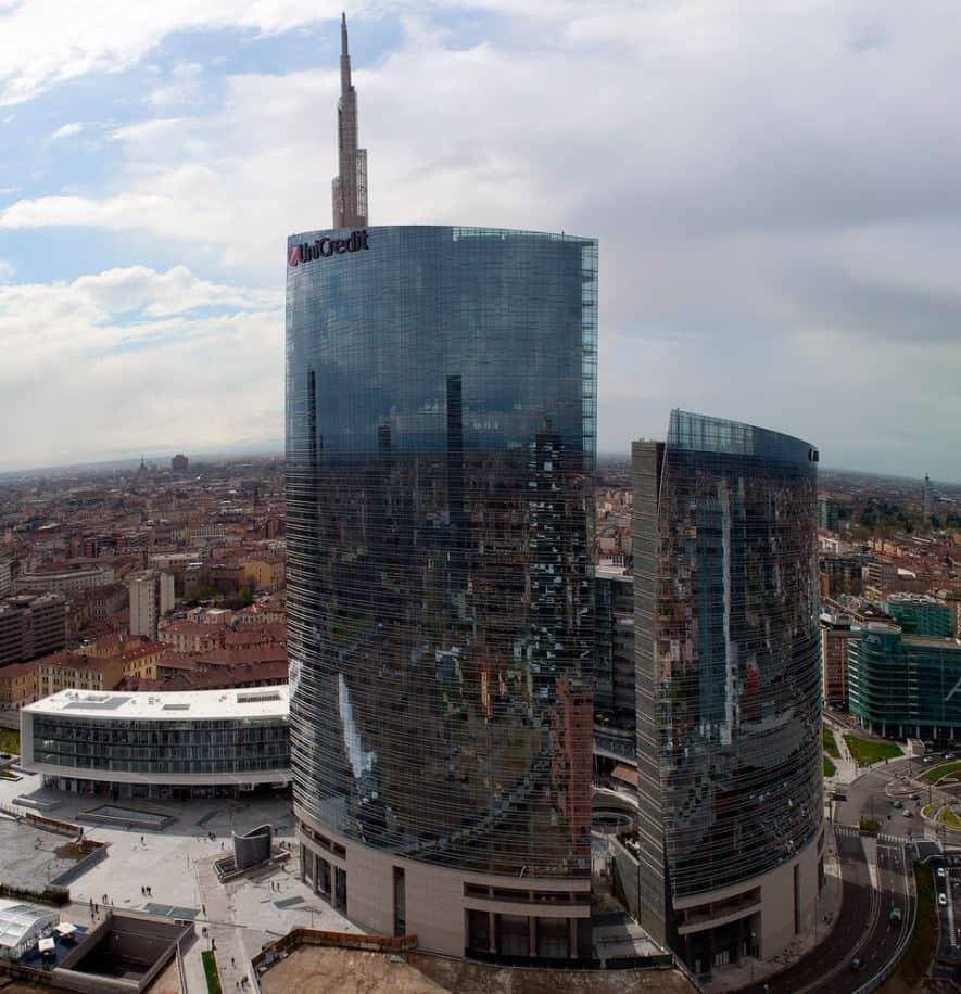 Unicredit Tower Milan