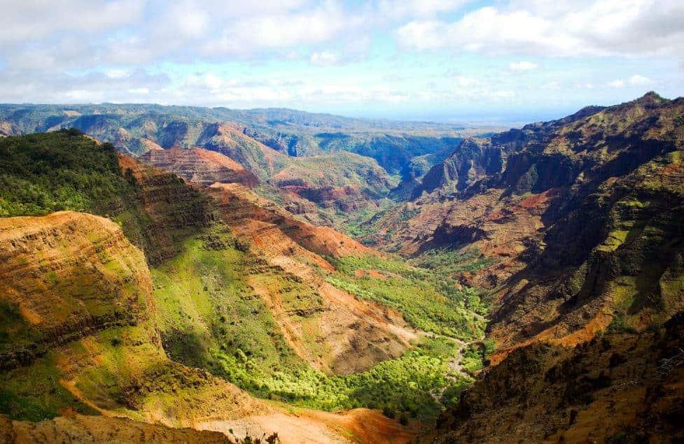 Waimea Canyon Hawaii